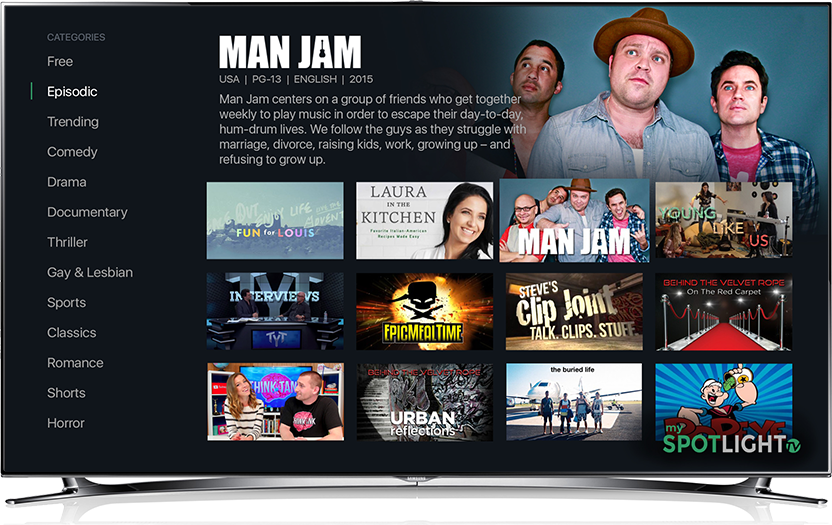 Apple TV App Development | OTT Distribution & Monetization
